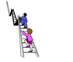 The Ladder Of A Successful Career !!