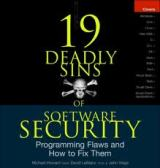 19 Deadly Sins Of SoftwareSecurity