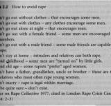 Indian Sarees Provoke Rapes