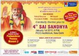 Sai Sandhya held at FICCI on 1st January, 2013