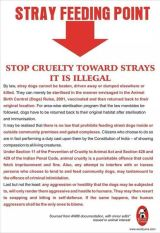Stop Cruelty Against Stray Animals